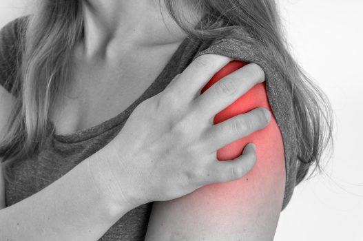 Smerter i skulder
